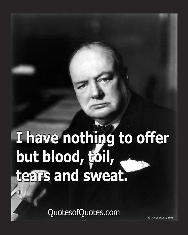 Quote By Winston Churchill: Winston Quotes. QuotesGram