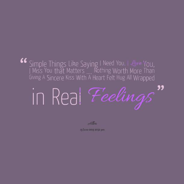 Simple I Love You Quotes. QuotesGram