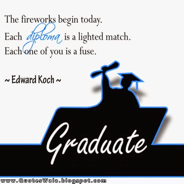 Most Popular Girls In School Quotes: Cute Graduation Quotes. QuotesGram