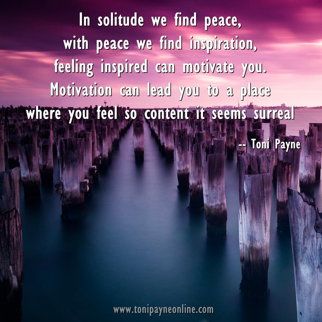 Inspirational Peace Quotes. QuotesGram