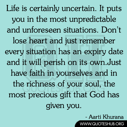 quotes about being uncertain in a relationship