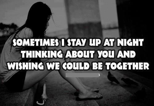 I Wish We Could Be Together Quotes. QuotesGram