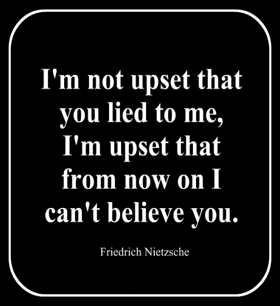 You Lied To Me Quotes. QuotesGram
