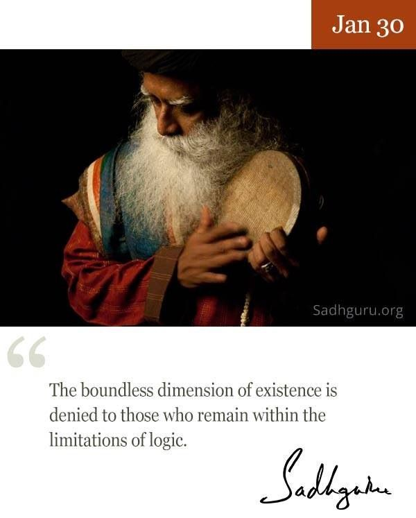 Sadhguru Quotes On Love Quotesgram