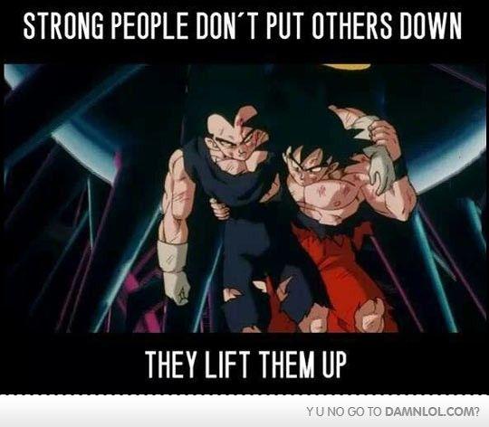 Gohan Dragon Ball Z Motivational Quotes. QuotesGram