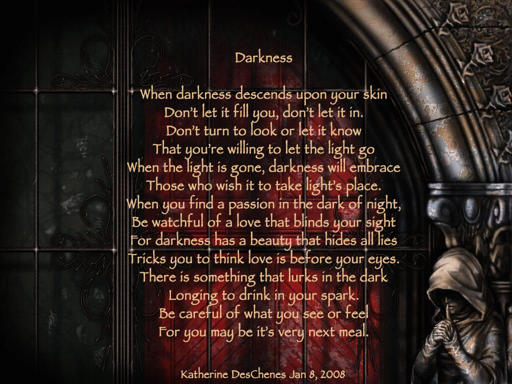 vampire quotes and poems - HD1024×768