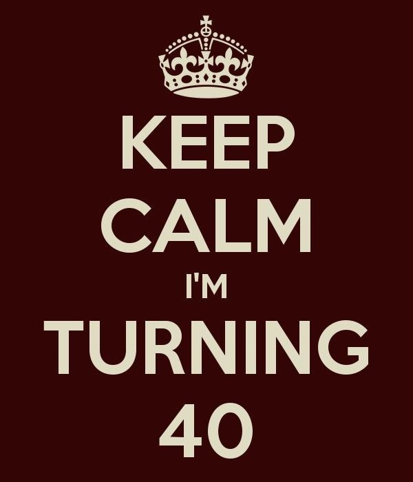 Cute Quotes For Turning 40. QuotesGram