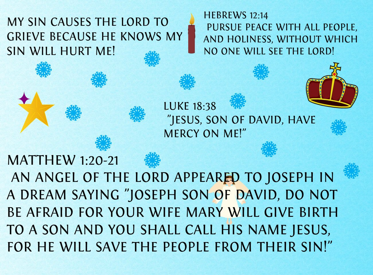 Cute Christmas Quotes Quotesgram: Cute Quotes From The Bible. QuotesGram