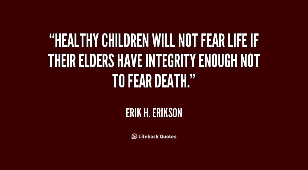 By Erik Erikson Quotes. QuotesGram