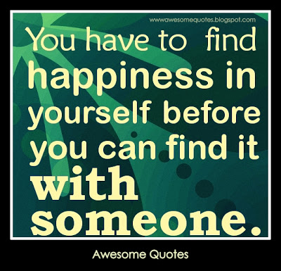 Quotes About Happiness Within Yourself. QuotesGram