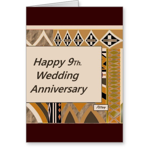 9th Anniversary Pottery For Wedding: Happy 9th Work Anniversary Quotes. QuotesGram