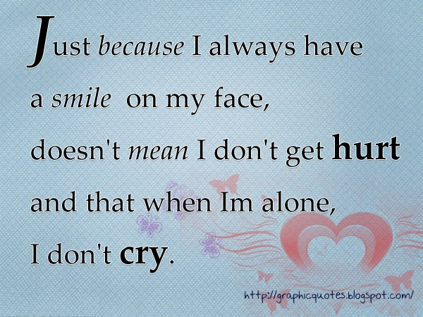 quotes about hurting inside - photo #37