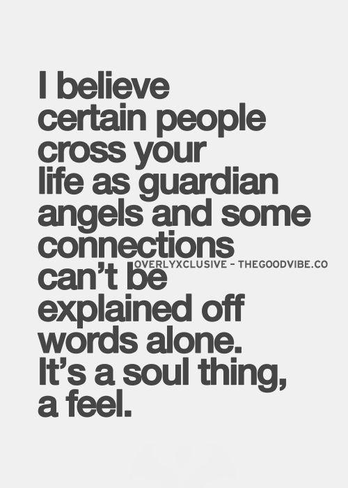 a short description of my guardian angel