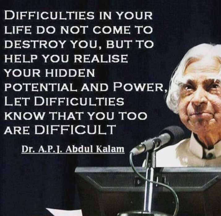 Best Inspirational Quotes By Abdul Kalam: A. P. J. Abdul Kalam Quotes. QuotesGram