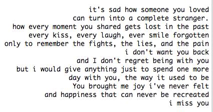 Boyfriend sarcastic quotes ex Quotes About