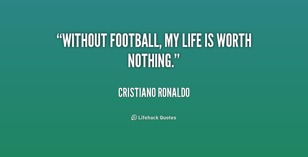 Soccer Is My Life Quotes. QuotesGram