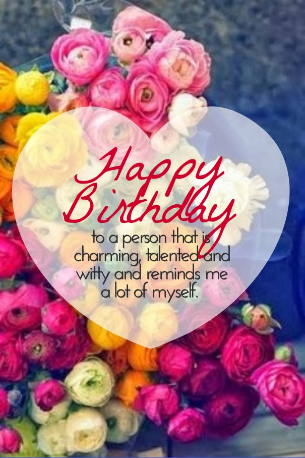 Sweet Quotes For Her Birthday Quotesgram
