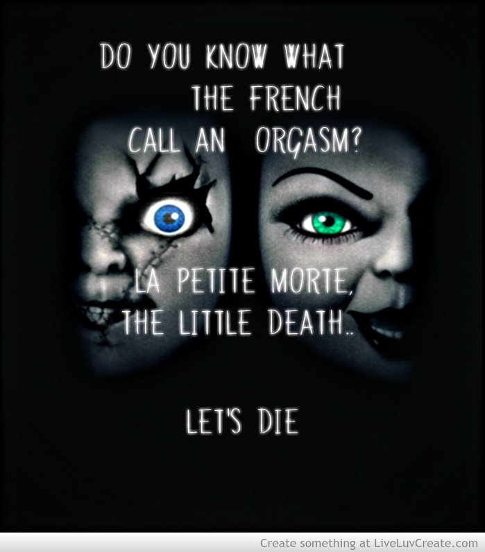 Chucky famous quotes