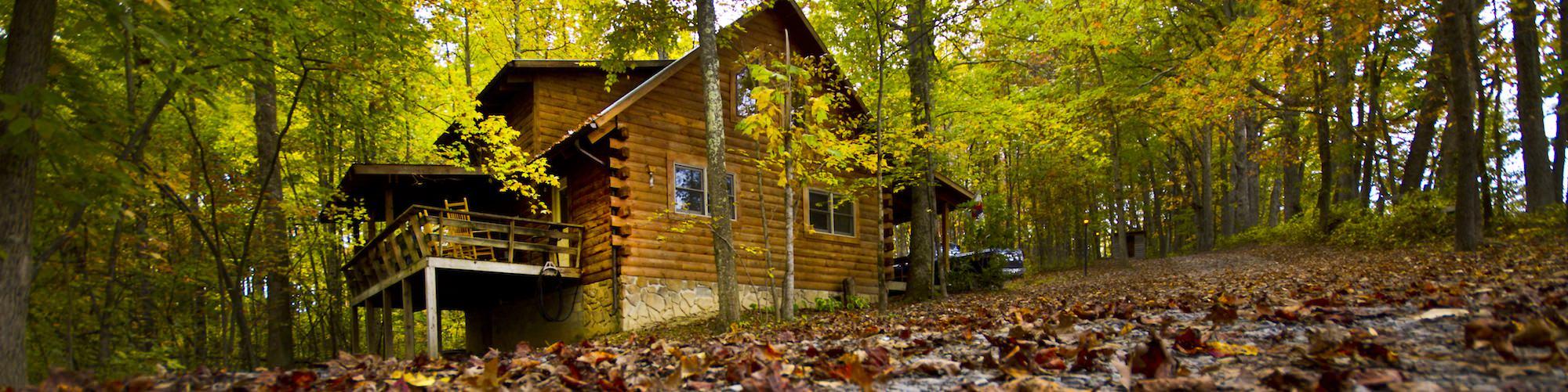 Lost Island Cabin Rentals