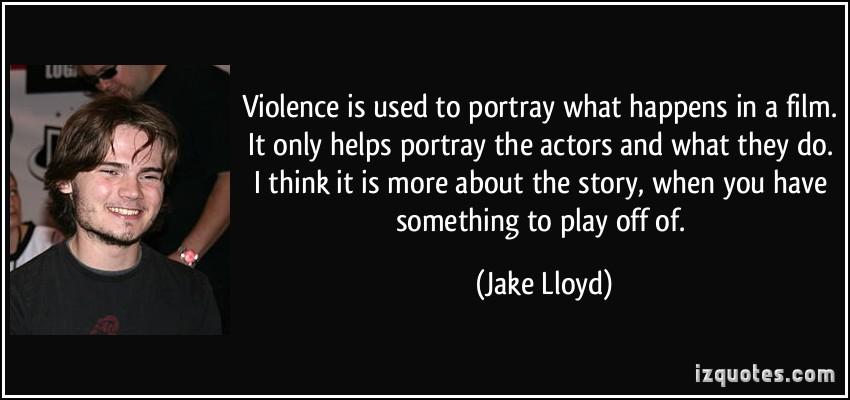 Jake to lloyd happened what Star Wars: