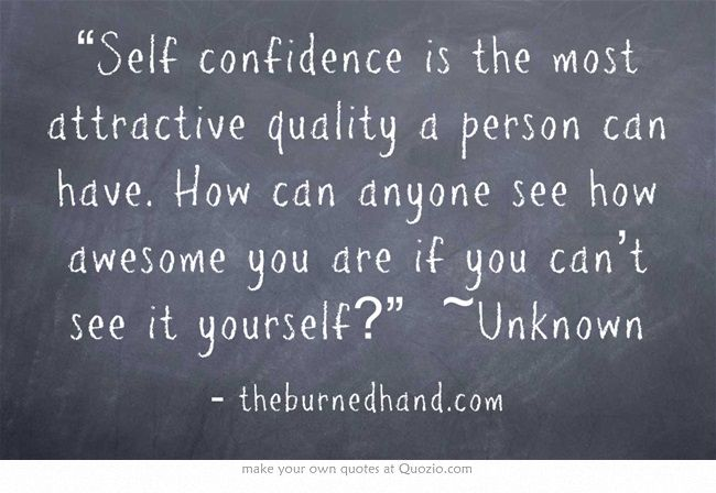 Quotes About Being Confident And Cocky. QuotesGram