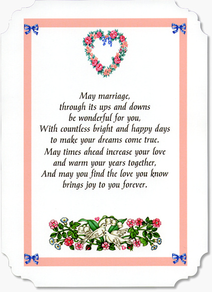 Quotes for wedding cards quotesgram