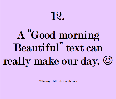 Good Morning Beautiful Text Quotes. QuotesGram