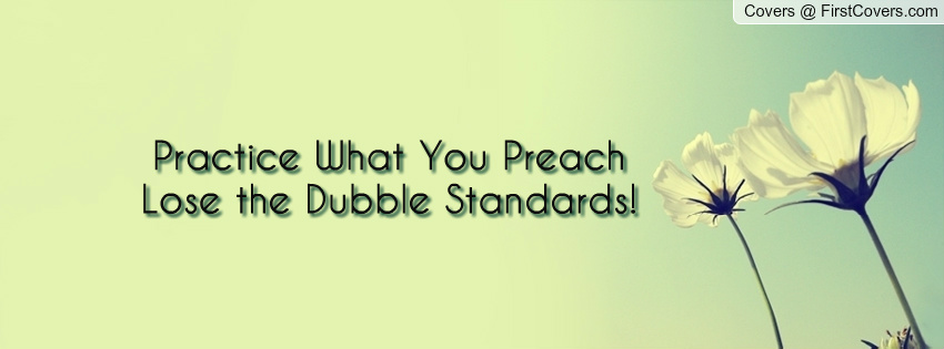 practice what you preach 17052017 theme: practice what you preach - proper 26 (31) year a : object: have one of the children dress up like an adult scripture: the teachers of the law and.