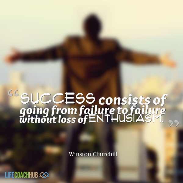 Inspirational Quotes About Failure: Motivational Coach Quotes. QuotesGram