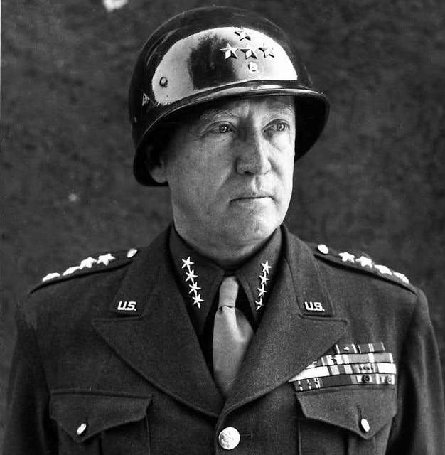 General Patton Quotes: George Patton Quotes On Death. QuotesGram
