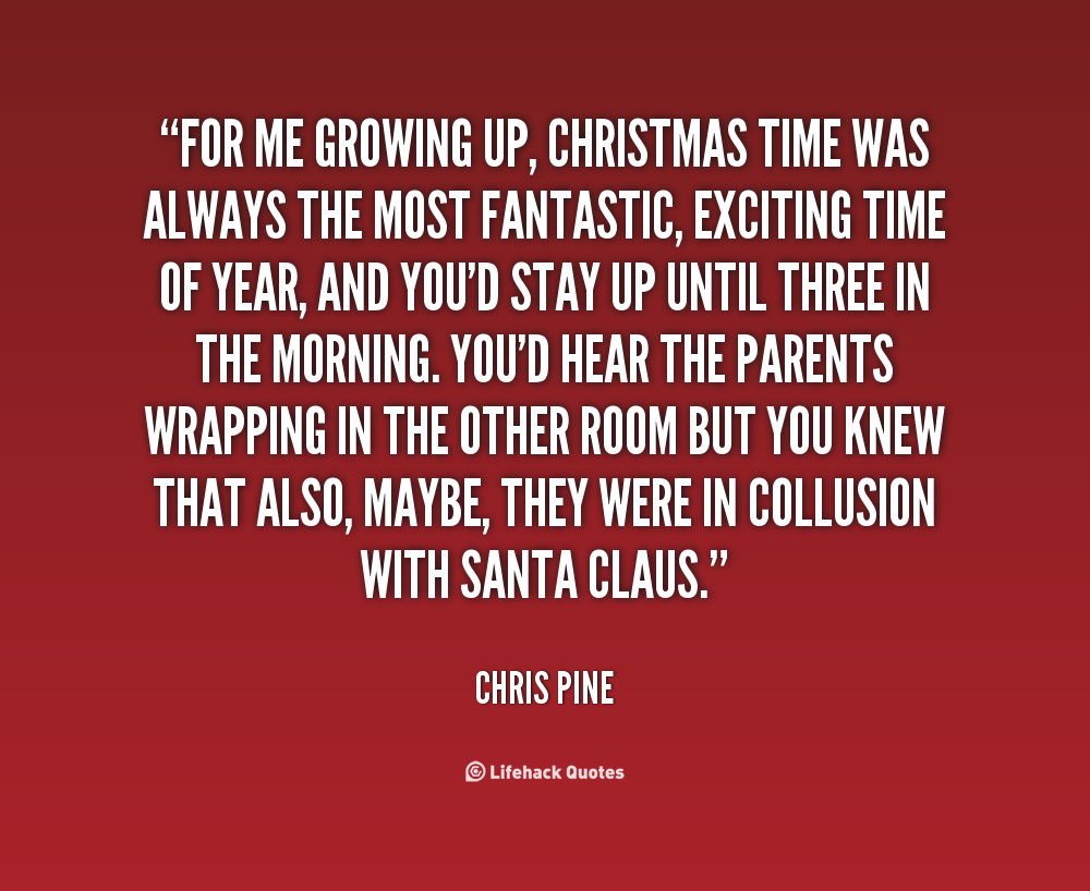 Christmas List Quotes Quotesgram: Quotes About Christmas Time. QuotesGram