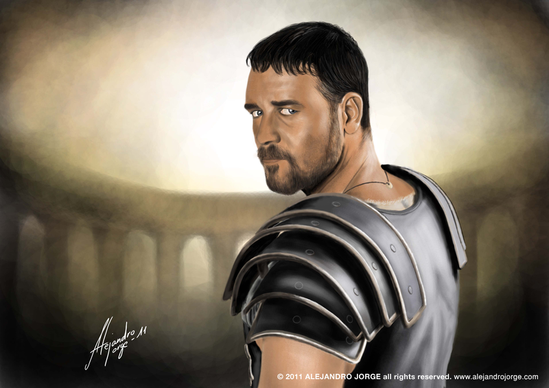 Quotes From Russell Crowe Gladiator. QuotesGram