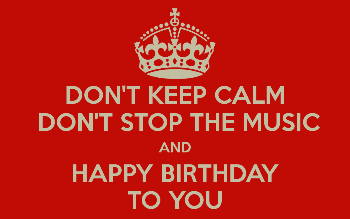 Just Stopping By To Say Happy Birthday: Musician Birthday Quotes. QuotesGram