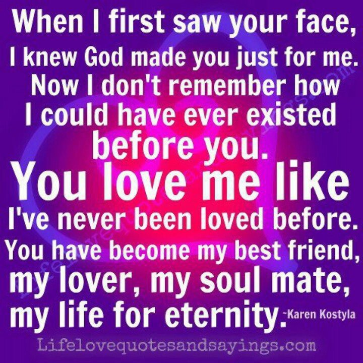 Deep Love Quotes For Girlfriend. QuotesGram
