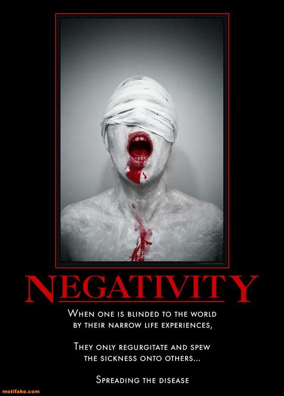 Anti Negativity Work Quotes Quotesgram