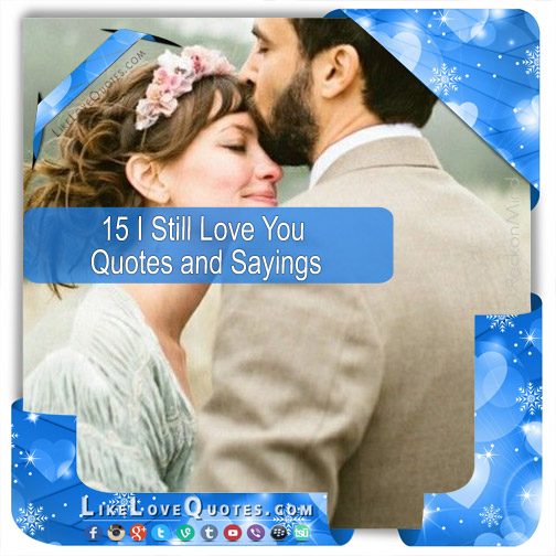 I Love You Quotes: I Like You Quotes And Sayings. QuotesGram