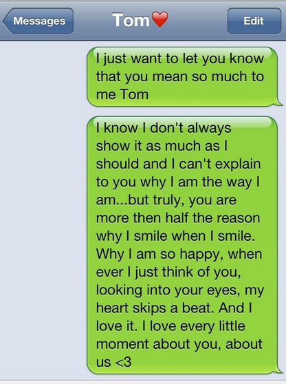 Cute To Send To Your Boyfriend Love Quotes Quotesgram