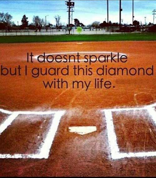 good quotes about softball quotesgram