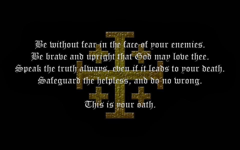 Templar Quotes Quotesgram