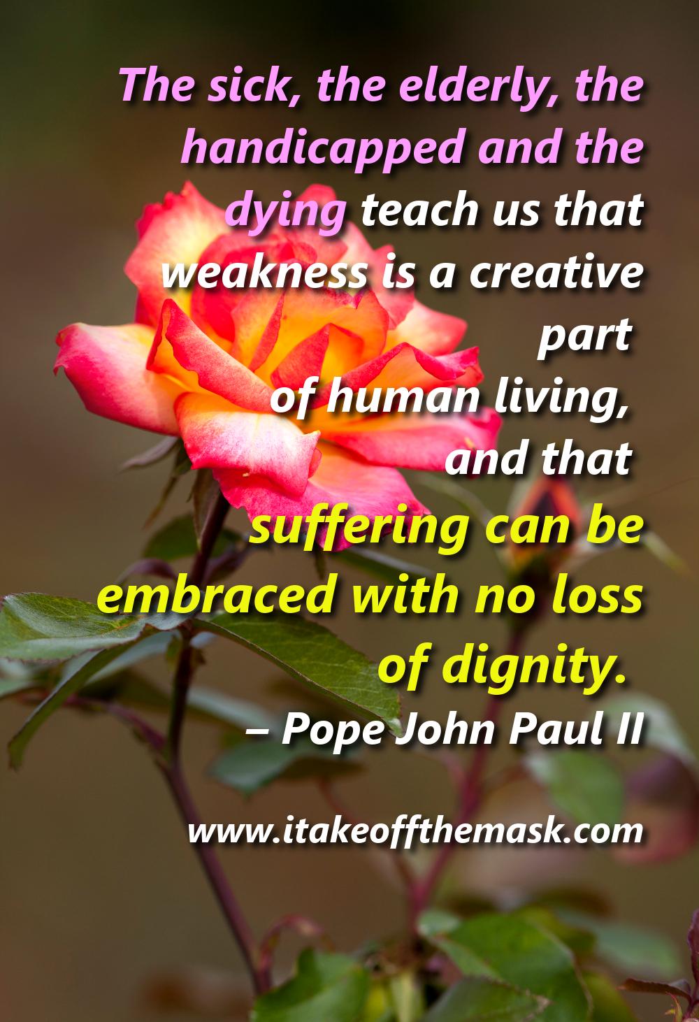John Paul Ii Quotes On...