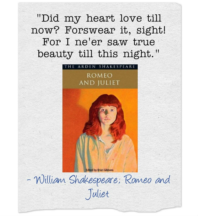 Romeo And Juliet Quotes Beauty. QuotesGramWilliam Shakespeare Romeo And Juliet Quotes
