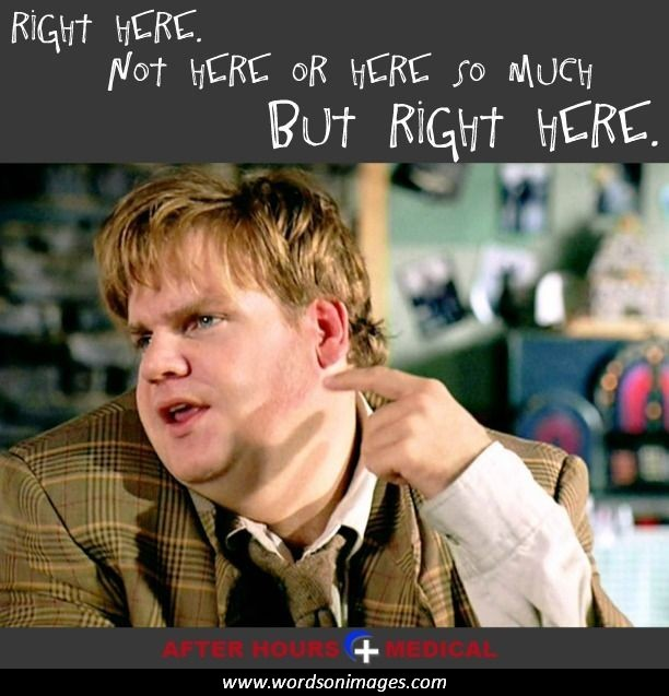 Chris Farley Tommy Boy Quotes: Chris Farley Quotes. QuotesGram
