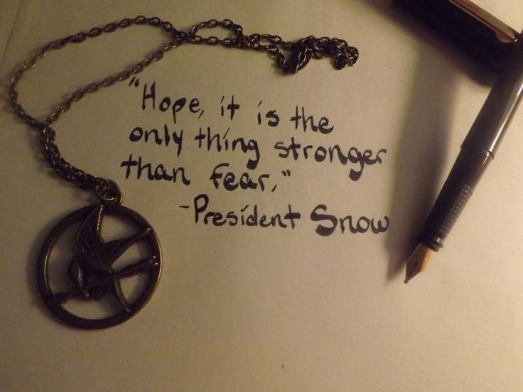 President Snow Quotes. QuotesGram