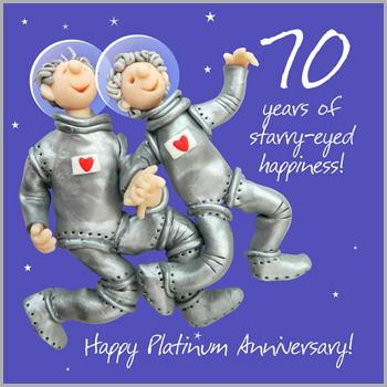 70th Wedding Anniversary Quotes