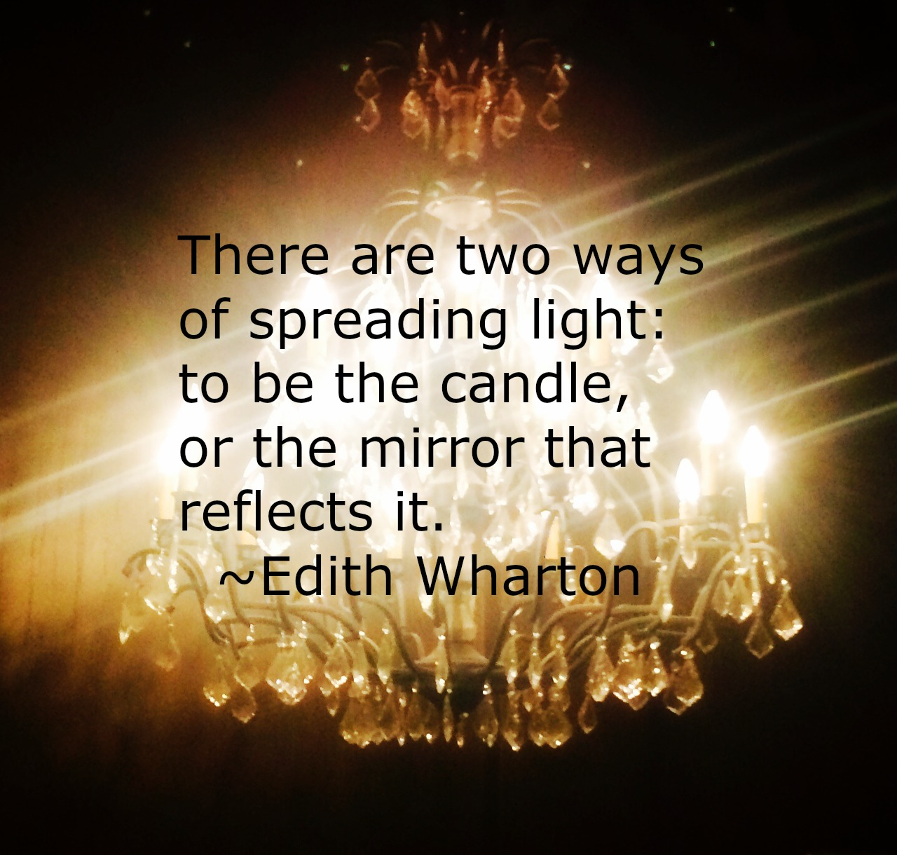 Inspirational Quotes: Quotes On Inspiring Reflect Light. QuotesGram