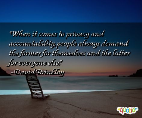 My Favorite Privacy Quotes – A Top Ten Countdown ...