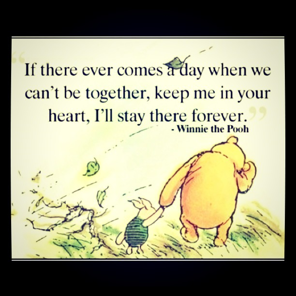 Best Friend Quote Winnie The Pooh : Winnie the pooh friendship quotes quotesgram