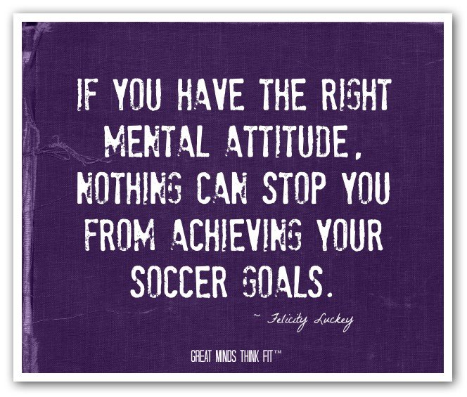 Inspirational Soccer Quotes And Sayings: Soccer Quotes Motivational Posters. QuotesGram
