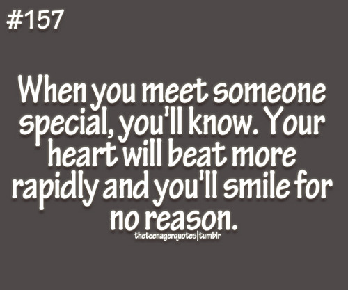 when you meet a special person to me images