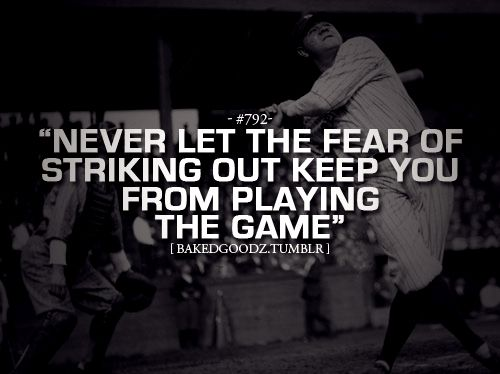 Famous Baseball Quotes Babe Ruth Quotesgram-6997